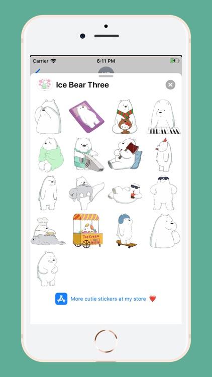 Ice Bear Three