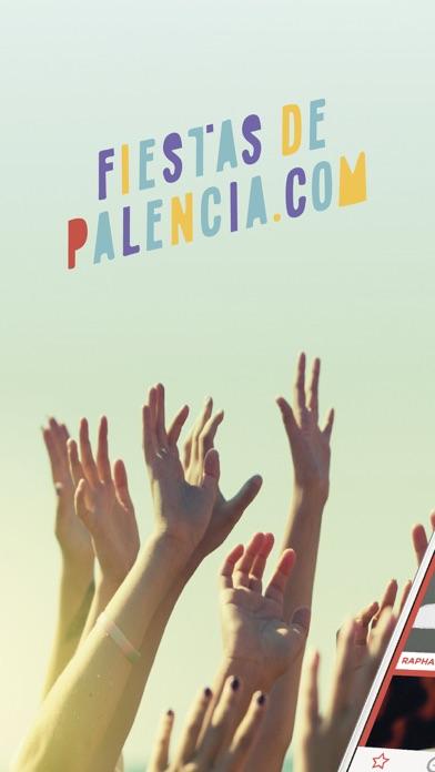 Fiestas de PalenciaCaptura de pantalla de1