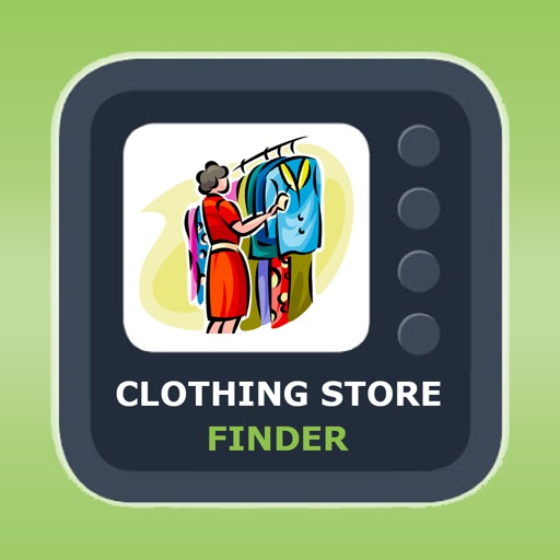 Nearest Clothing Store Finder