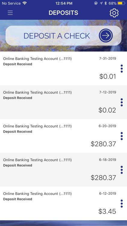 Bank of Akron Business screenshot-3