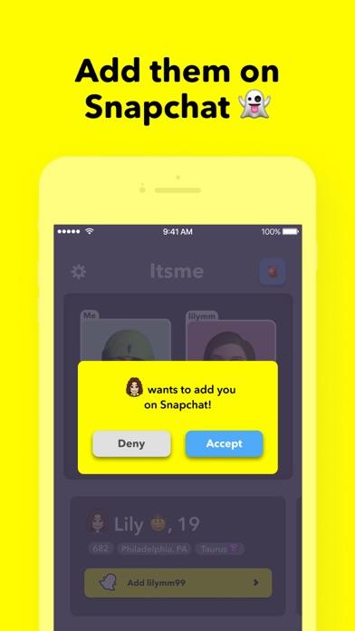 Itsme: Make New Friends screenshot 3