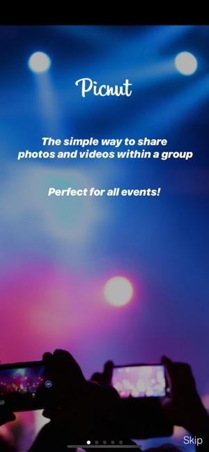 PicNut - Event Photo Sharing en App Store