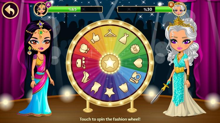 Fashion Cup - Dress up & Duel screenshot-4