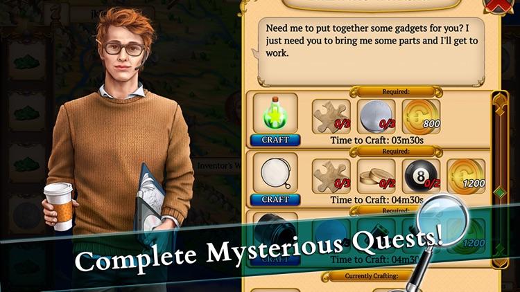 Hidden Object Games: Mystery 2 screenshot-3