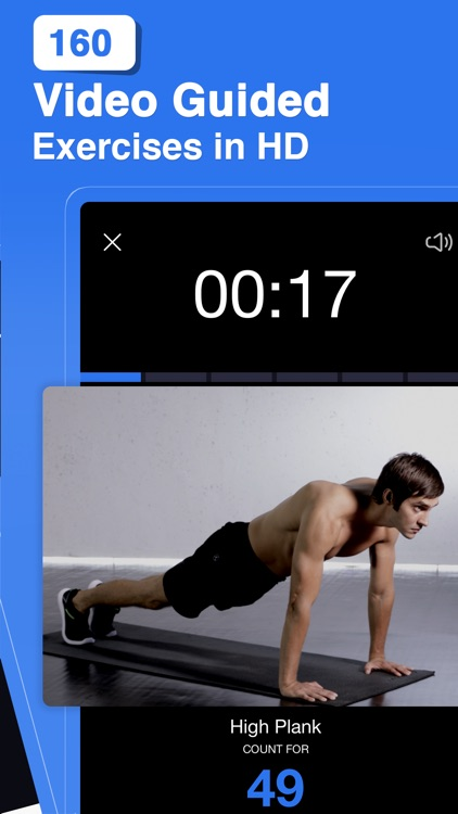Home Workout by Fit5 Apps screenshot-1