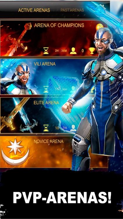 Heroes of Asgard: CCG-Arena