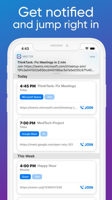 Meeter 为Zoom、Teams & Co for Mac