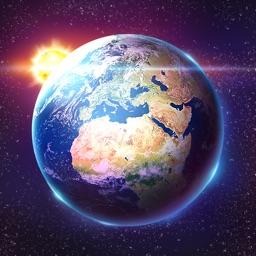 Globe 3D - Planet Earth