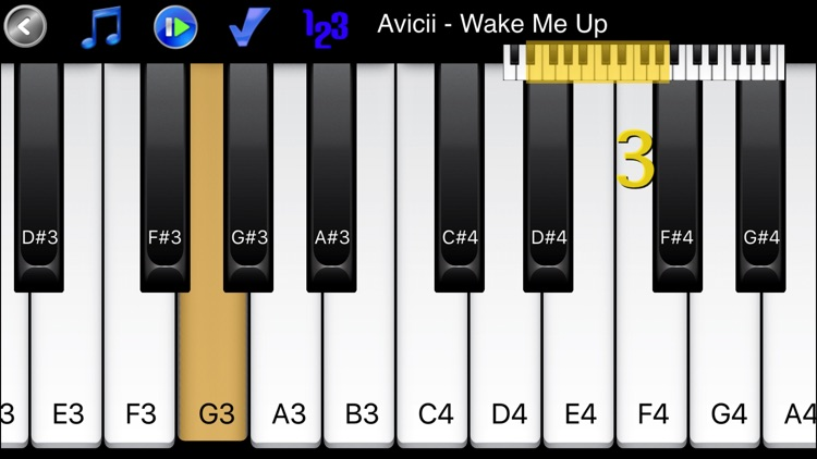 Piano Melody Pro screenshot-0