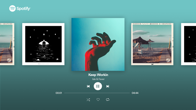 ‎Spotify – Musik und Podcasts Screenshot