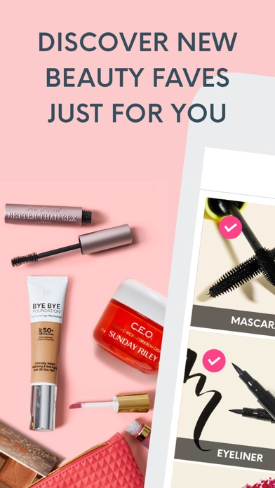 Screenshot for ipsy - Beauty, makeup & tips in Japan App Store