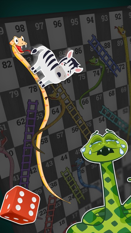 Snakes and Ladders - dice game screenshot-5