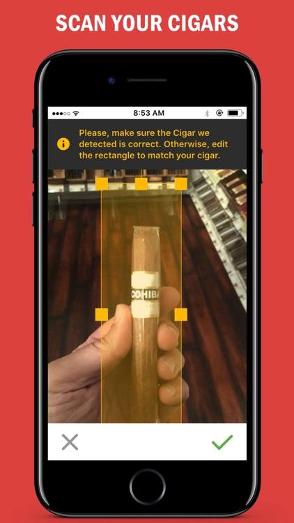 Cigar Scanner screenshot-3