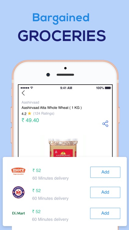 Mapprr - Products Delivery App screenshot-3