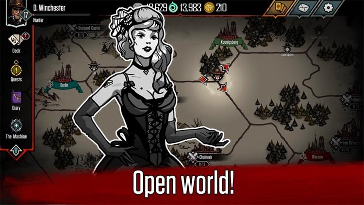 Evilibrium: Soul Hunters RPG screenshot-5