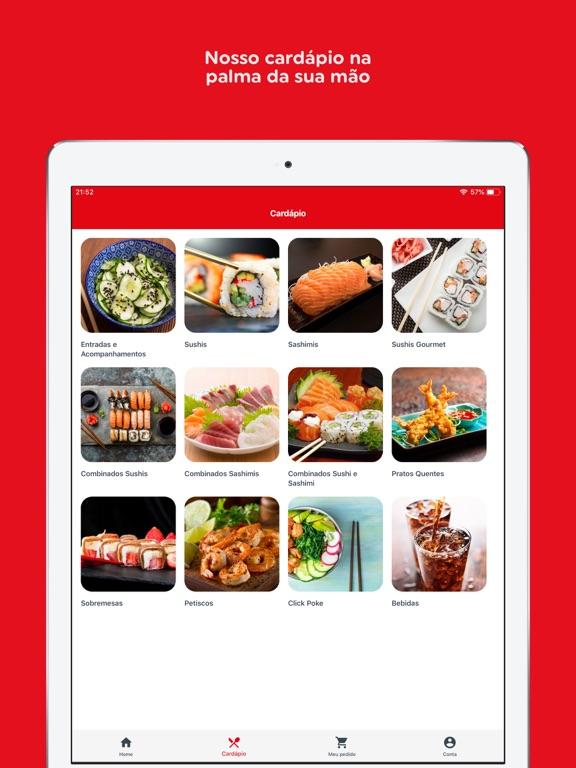 Click Sushi screenshot 8