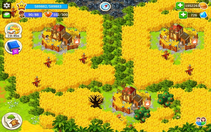 WORLDS Builder: Farm & Craft screenshot 1