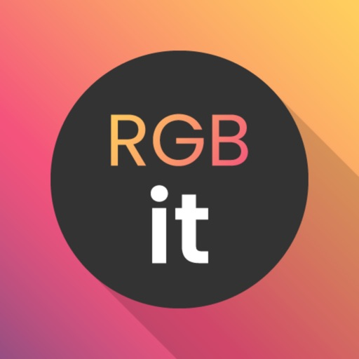 RGBit - Color Mixing Game iOS App