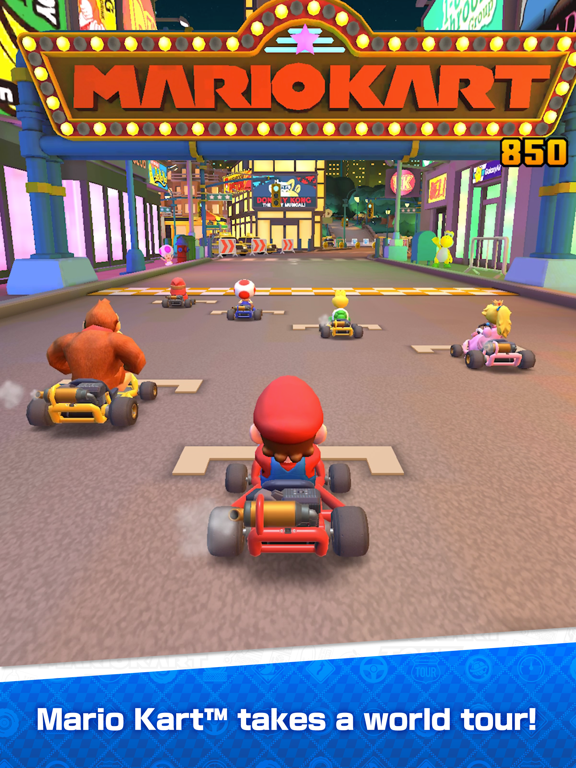 Mario Kart Tour screenshot 6