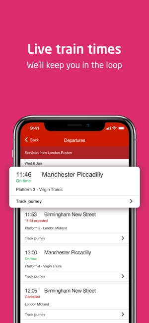 Virgin Trains Tickets on the App Store