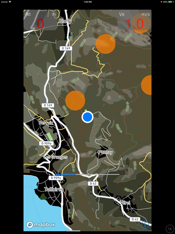 eVario - Variometer Paraglider screenshot 12