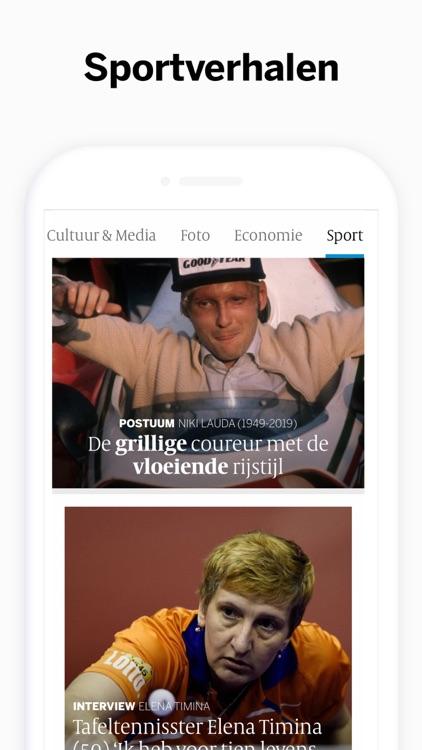 de Volkskrant - Nieuws screenshot-8