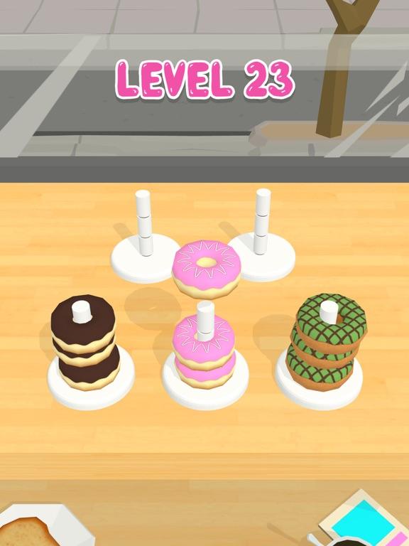 Donut Stack screenshot 5