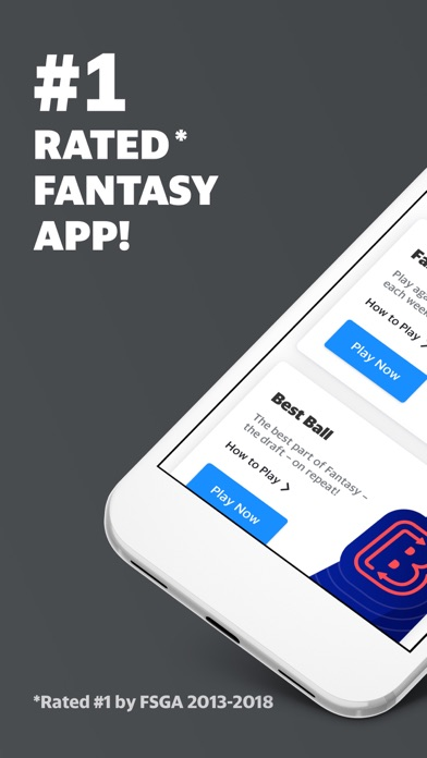Yahoo Fantasy Sports screenshot one