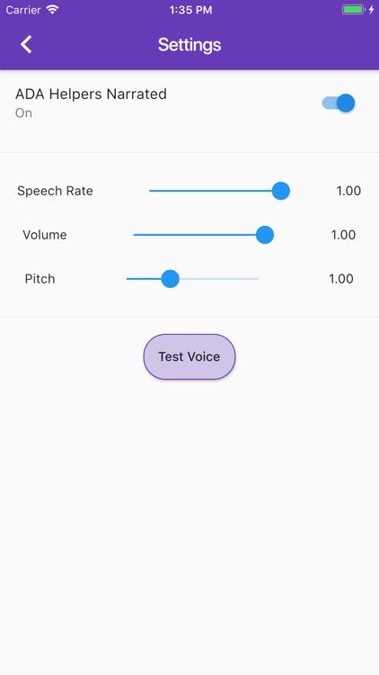 Auto ADA Reader screenshot-4