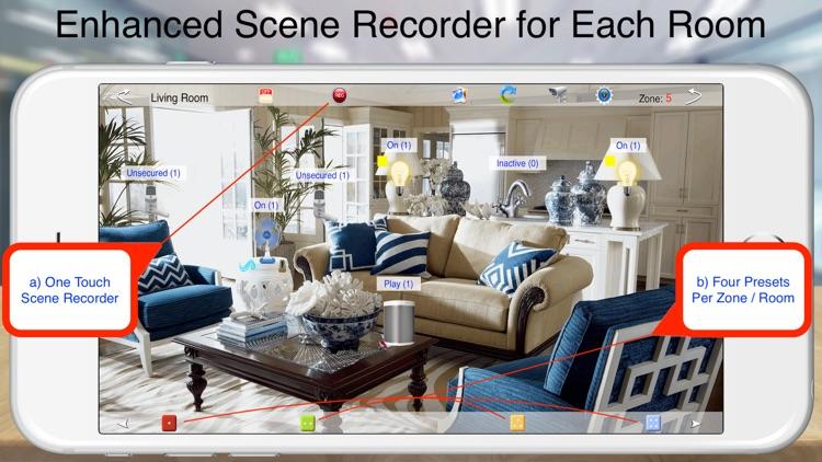 HOS SmartHome for HomeKit Live screenshot-3