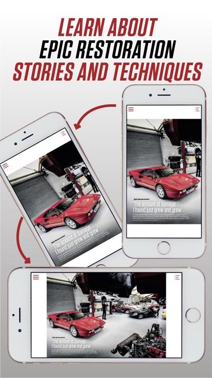 Classic Cars magazine screenshot-5