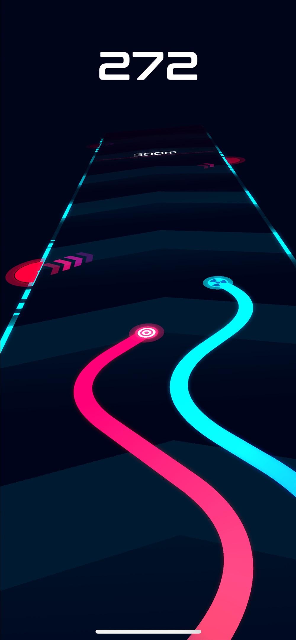 Wavy Lines: Battle Racing Game