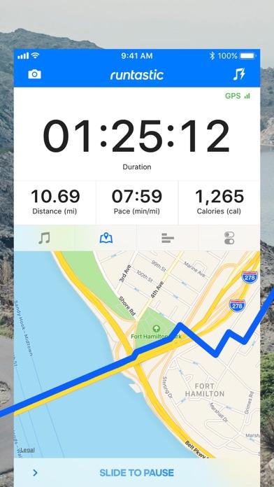Runtastic Running Tracker-1