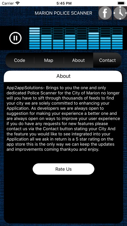 Marion County Police Scanner screenshot-5
