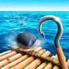 Ocean Survival 3D: 筏漂浮