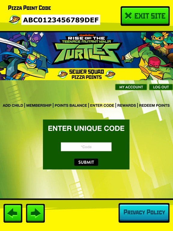 Rise of the TMNT: Power Up! screenshot 10