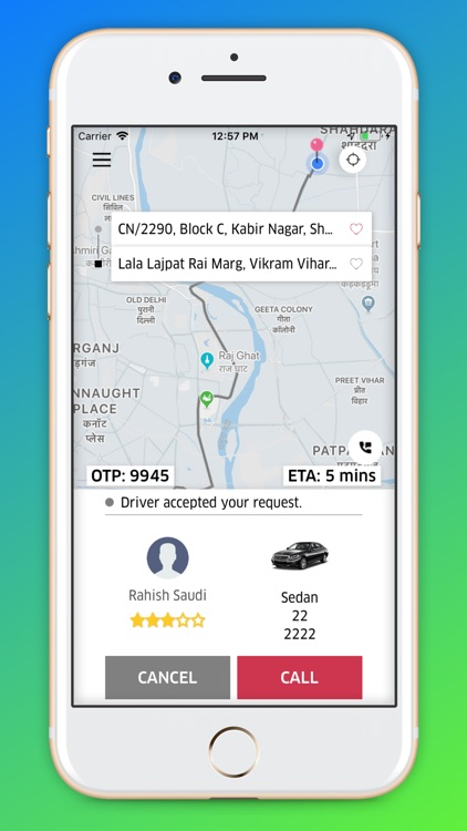 Lulu Taxi screenshot-4