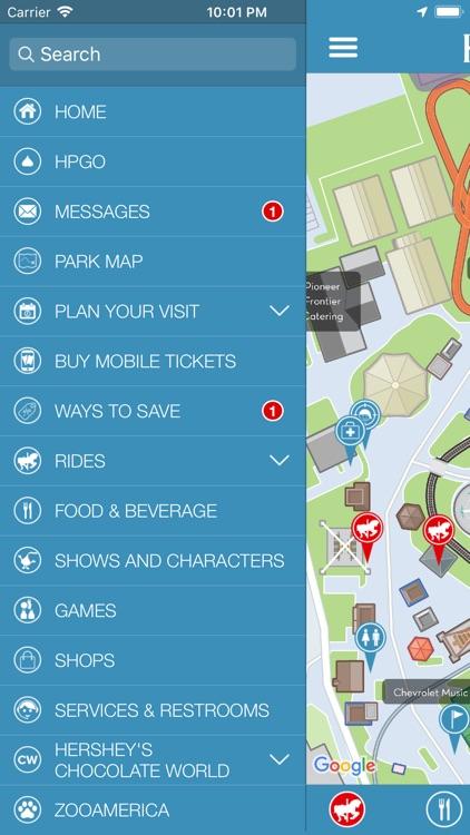 Hersheypark screenshot-5