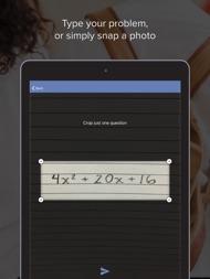 Mathway ipad images