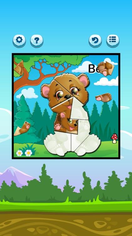 Chibi Animals Jigsaws Puzzles By Sathaporn Khwannakorn