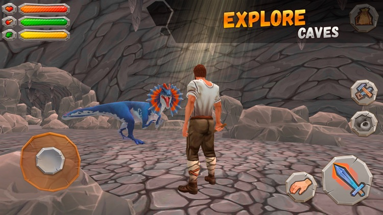 Survival Island 2. Dino Ark screenshot-3