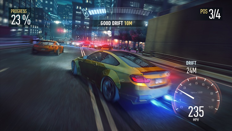 Need for Speed No Limits screenshot-4