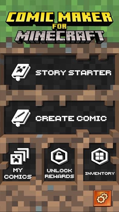 Comic Maker for Minecraft screenshot 2