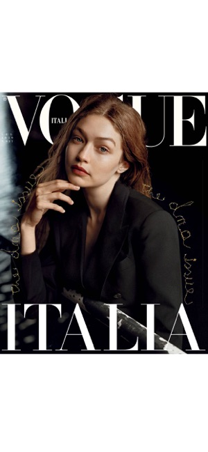VOGUE ITALIA on the App Store