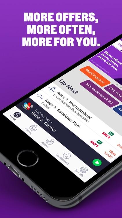 BetEasy – Bet Sports & Racing screenshot-0