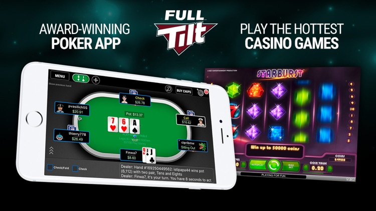 Full Tilt Poker: Texas Holdem