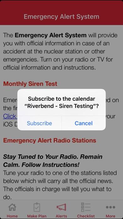 River Bend Public Information screenshot #3
