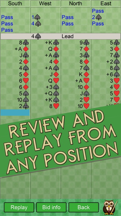 Omar Sharif Bridge Card Game screenshot-6