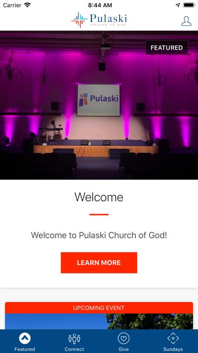 点击获取Pulaski Church of God