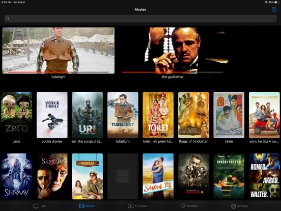 iProTV for iPtv & m3u content screenshot 18